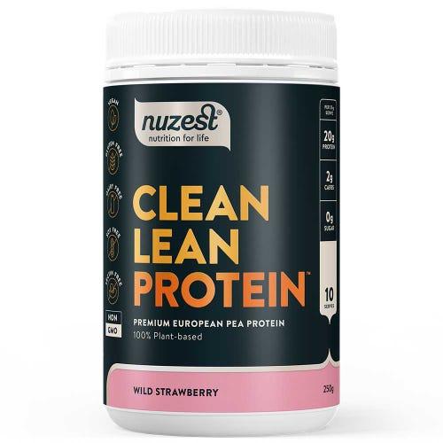 Nuzest Clean Lean Protein - Wild Strawberry (225g)