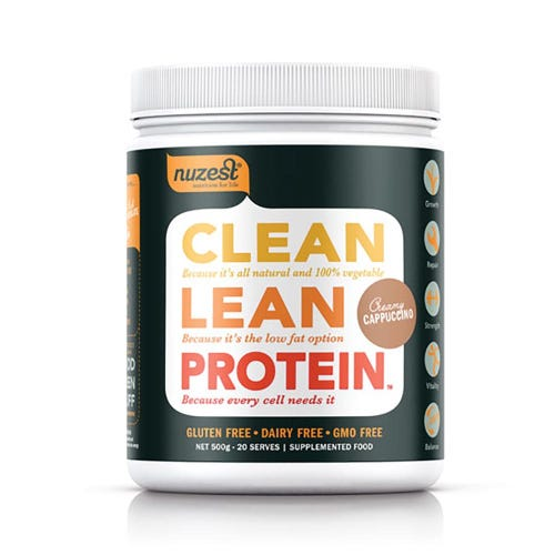 Nuzest Clean Lean Protein - Real Coffee (500g)