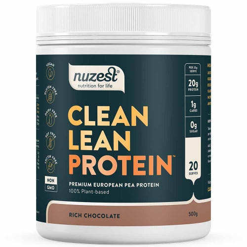 Nuzest Clean Lean Protein - Rich Chocolate (500g)