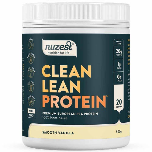 Nuzest Clean Lean Protein - Smooth Vanilla (500g)