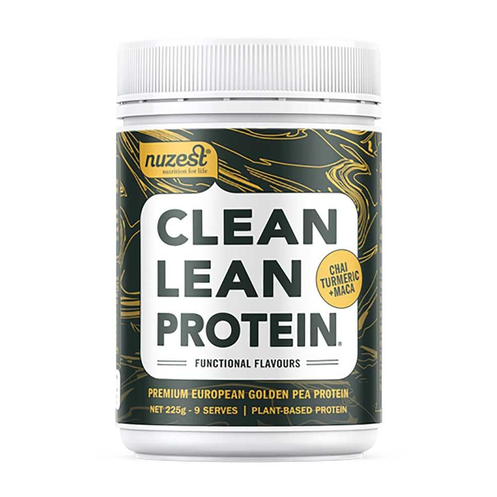 Nuzest Clean Lean Protein - Chai Turmeric Maca (225g)
