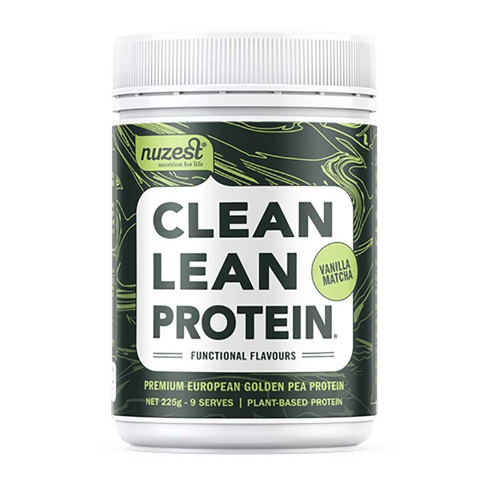 Nuzest Clean Lean Protein - Vanilla Matcha (225g)