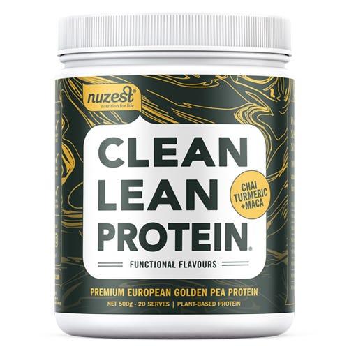 Nuzest Clean Lean Protein - Chai Turmeric Maca (500g)