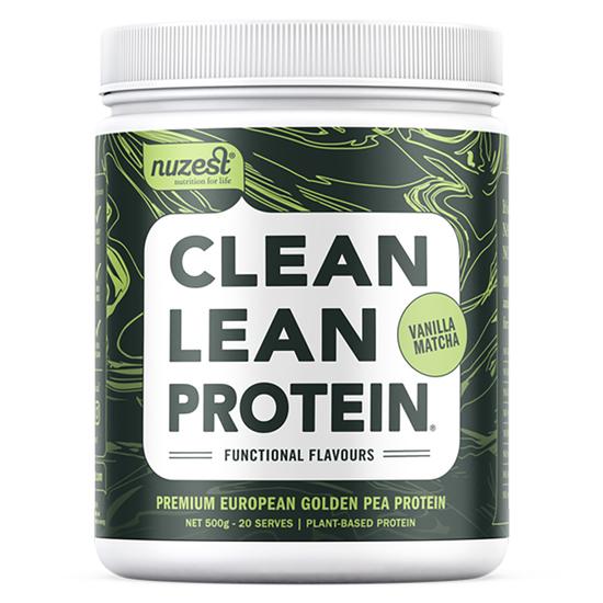 Nuzest Clean Lean Protein - Vanilla Matcha (500g)