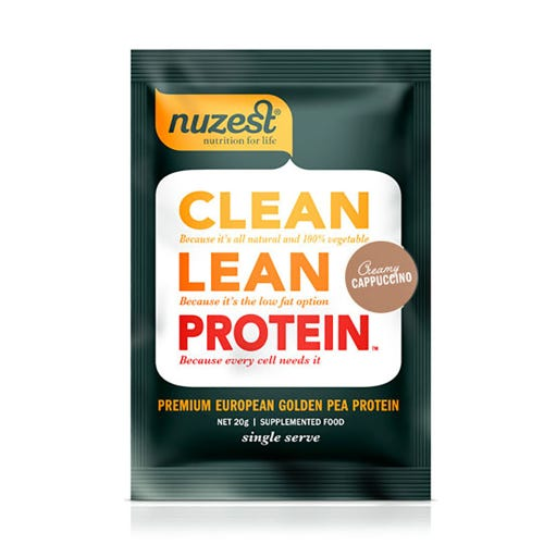 Nuzest Clean Lean Sachet - Real Coffee (Single Serve)