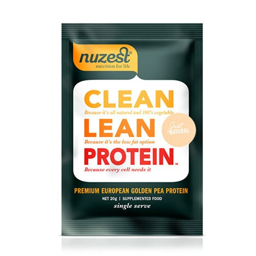 Nuzest Clean Lean Sachet - Just Natural (Single Serve)