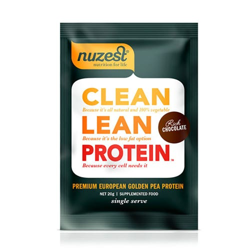 Nuzest Clean Lean Sachet - Rich Chocolate (Single Serve)