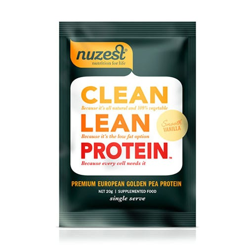 Nuzest Clean Lean Sachet - Smooth Vanilla (Single Serve)