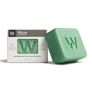 NueBar Body Wash Bar - Spearmint