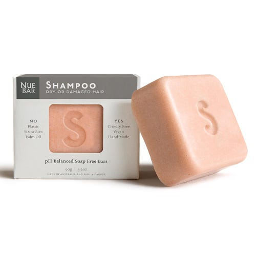 NueBar Shampoo Bar - Dry Hair