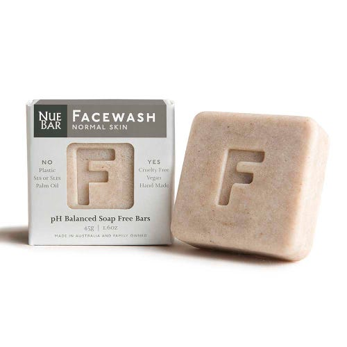 NueBar Facewash Bar - Normal Skin