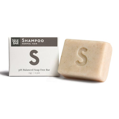 NueBar Shampoo Bar - Normal Hair