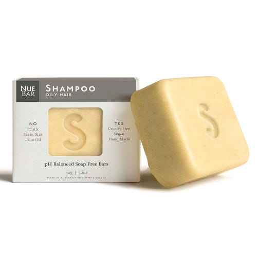 NueBar Shampoo Bar - Oily Hair