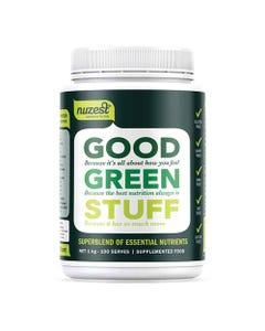 Nuzest Good Green Stuff (1kg)