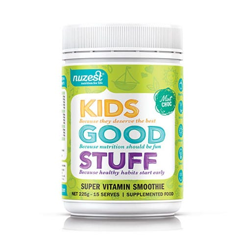 Nuzest Kids Good Stuff- Mint Choc (225g)