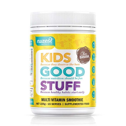 Nuzest Kids Good Stuff- Choc Banana (225g)
