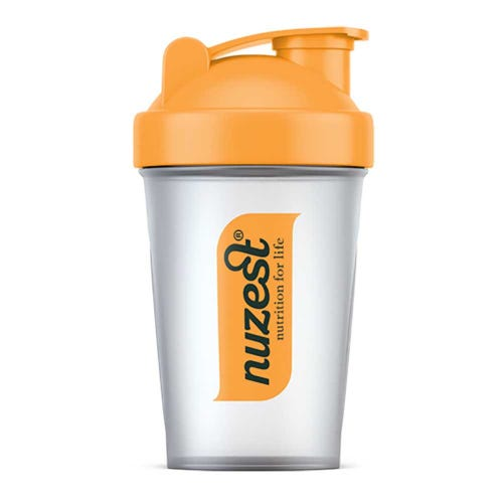 Nuzest Standard Shaker - Orange
