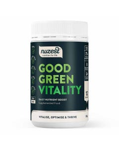 Good Green Vitality Vegan Greens 120g