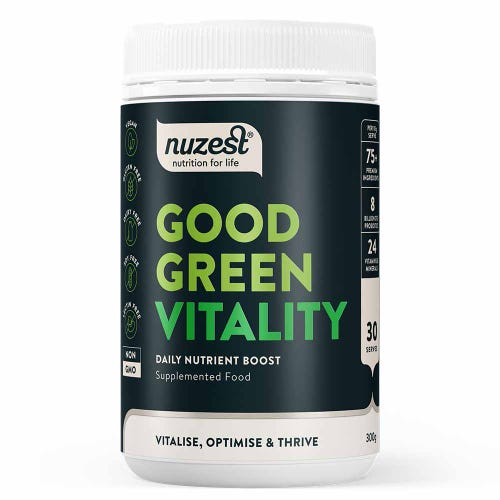 Good Green Vitality Vegan Greens 300g