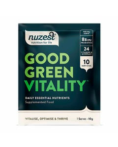 Good Green Vitality Vegan Sachet