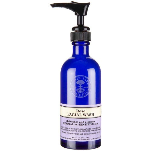 Neal's Yard Remedies Rose Facial Wash (100ml)