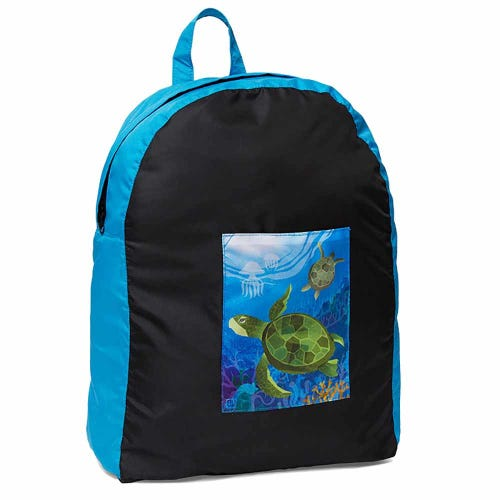 Onya Backpack - Sea Turtle