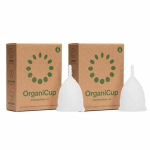 OrganiCup Two Pack - Model A