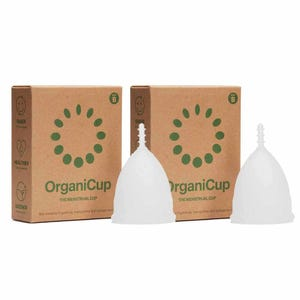 OrganiCup Two Pack - Model B