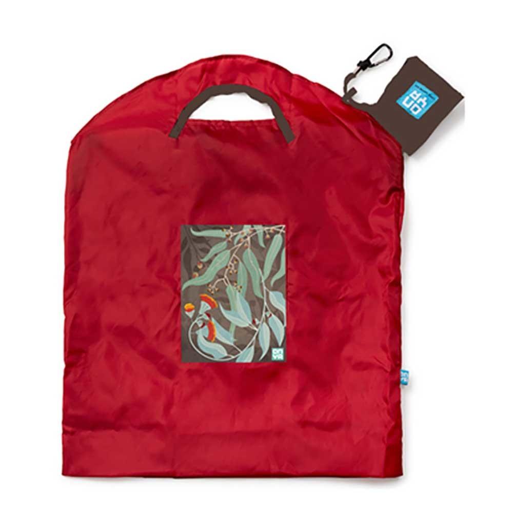 Onya Shopping Bag Large - Dark Leaves
