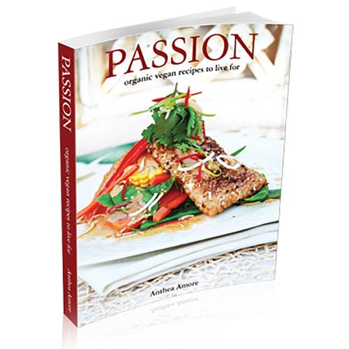 Passion Organic Vegan Recipe Book (Print)
