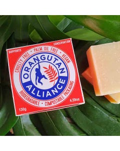Orangutan Alliance Special Edition Soap (130g)