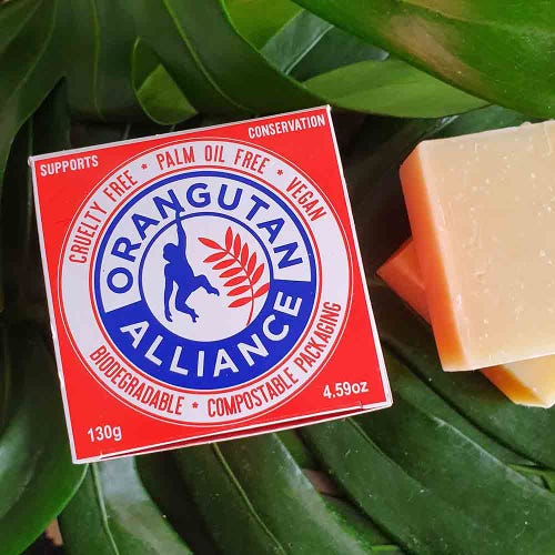 Orangutan Alliance Special Edition Soap (130g)