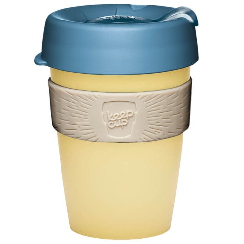 KeepCup Original Coffee Cup Acacia (12oz)