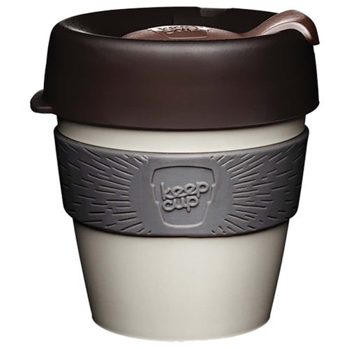 KeepCup Original Coffee Cup Butternut (8oz)