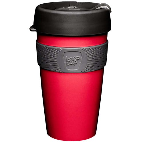 KeepCup Original Coffee Cup Firewheel (16oz)