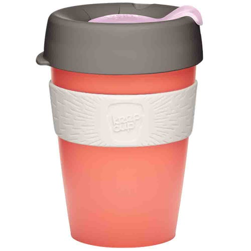 KeepCup Original Coffee Cup Peach (12oz)
