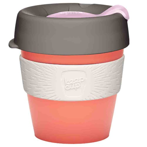 KeepCup Original Coffee Cup Peach (8oz)
