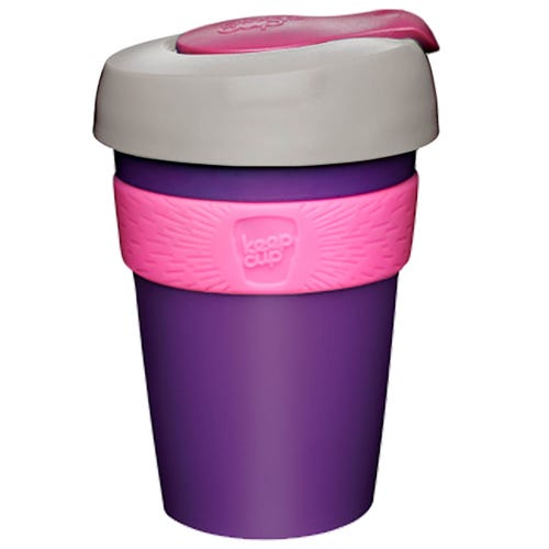KeepCup Original Mini Coffee Cup Periwinkle (6oz)