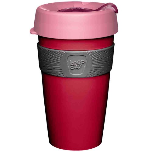 KeepCup Original Coffee Cup Scarlet (16oz)