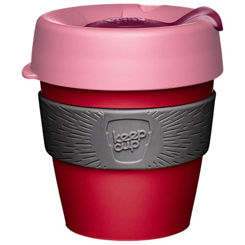 KeepCup Original Coffee Cup Scarlet (8oz)