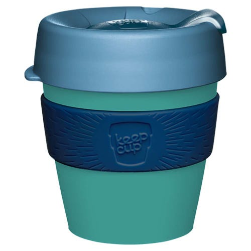 KeepCup Original Coffee Cup Snowmound (8oz)