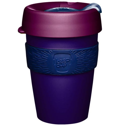 KeepCup Original Coffee Cup Sumac (12oz)
