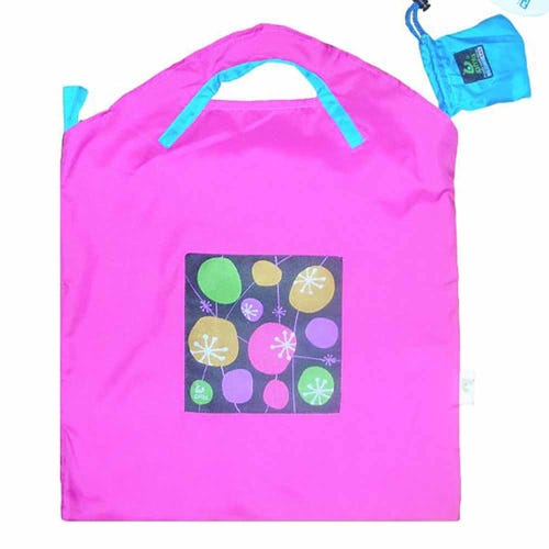 Onya Shopping Bag Small - Pink Retro