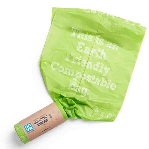 Onya Compostable Bin Liner Medium 30L