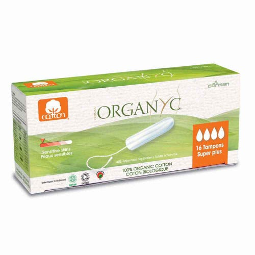 Organyc Tampons - Super Plus (16)