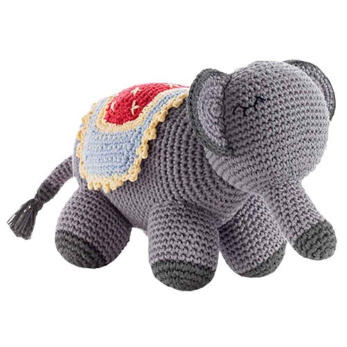 Pebble Ethical Toys  - Bangladeshi Elephant