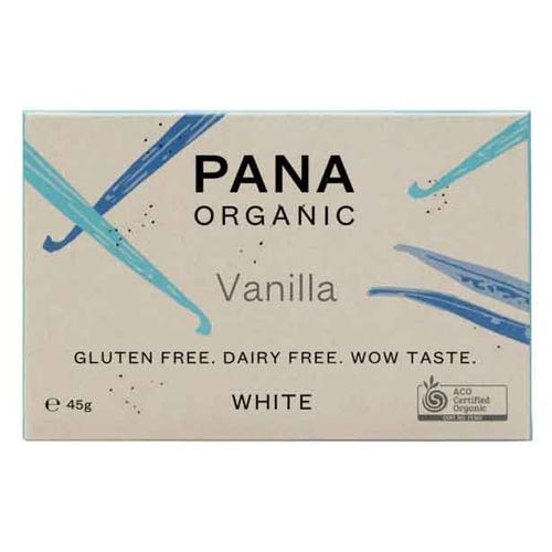 Pana Chocolate Vanilla (45g)