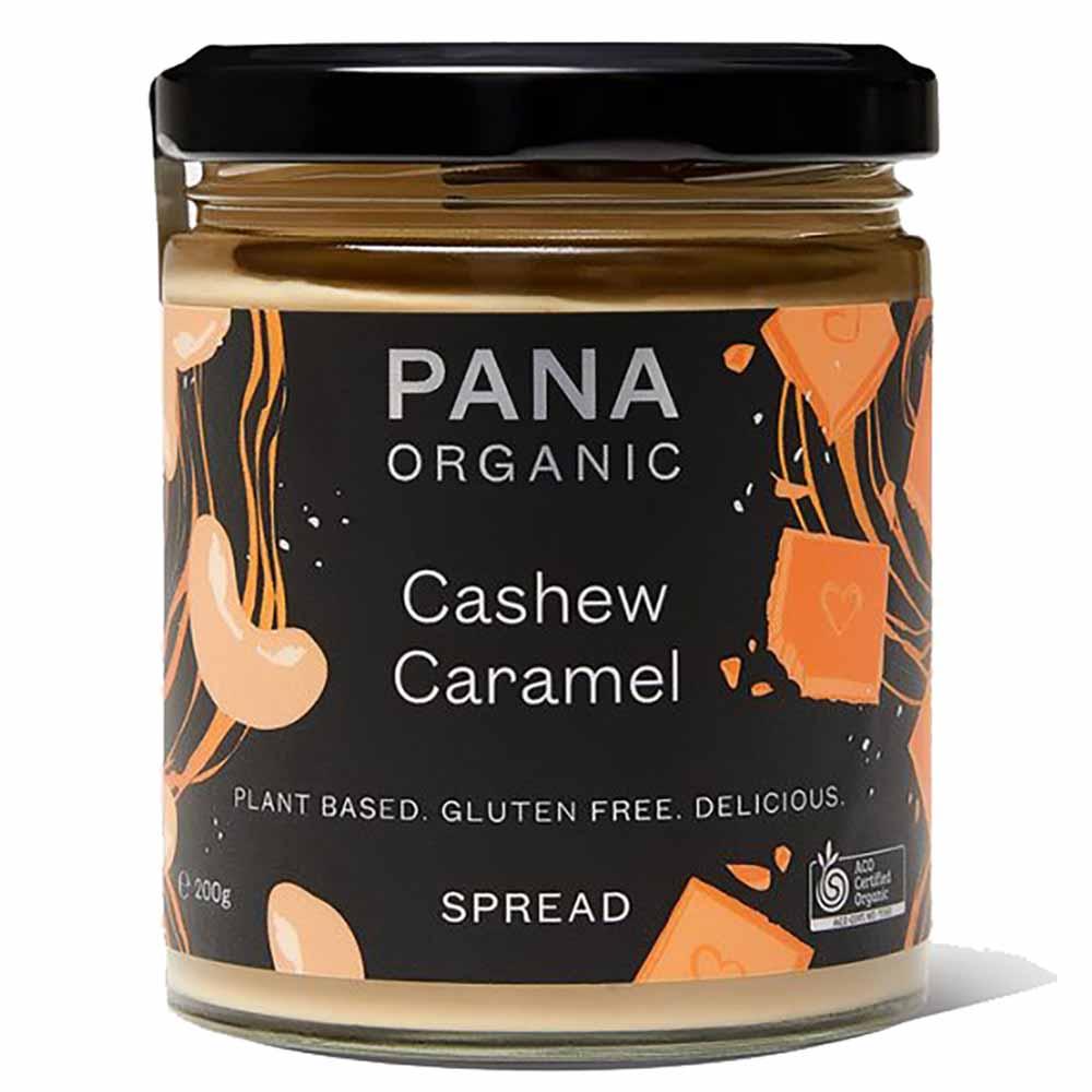 Pana Cashew & Caramel Spread (200g)