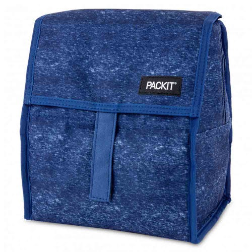 PackIt Freezable Lunch Bag - Navy