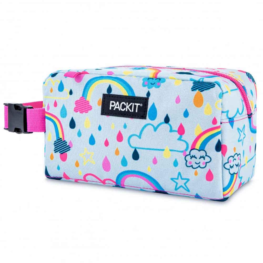 PackIt Freezable Snack Box - Rainbow